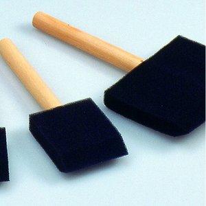 Skumgummipensel - Obehandlad (4 produktval)