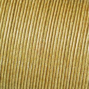 Snöre vaxad bomull - beige