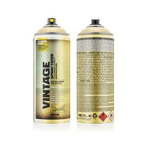 Sprayfärg Montana Vintage Effect 400ml - Vintage Yellow