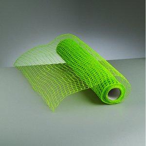 Ståltrådsförstärkt jutenät 500 mm - 5 meter - ljusgrön
