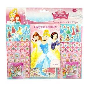 Stickers - Prinsessa