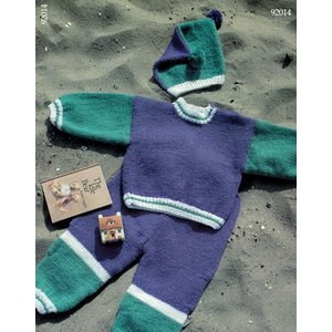 Stickmönster - Babyset (92014)