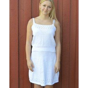 Stickmönster - Linne och kjol