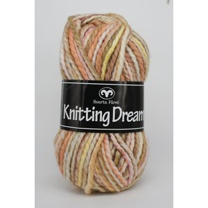 Svarta Fåret Knitting Dream garn 100g
