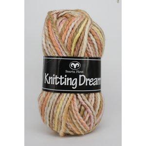 Svarta Fåret Knitting Dream garn 100g