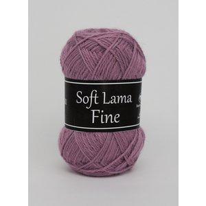 Svarta Fåret Soft Lama Fine garn 50g