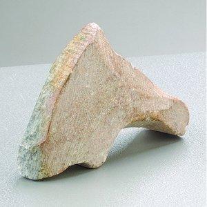 Täljsten blank ~ 8 - 10 cm - Delfin