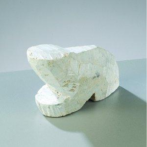 Täljsten blank ~ 8 - 10 cm - Groda
