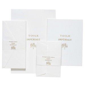 Toile impériale - Kuvert-C6 114 x 162 mm