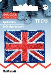 Tygmärke Engelsk flagga