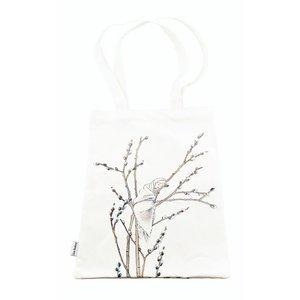 Tygpåse Eko Bomull Videung - 40 x 28 cm