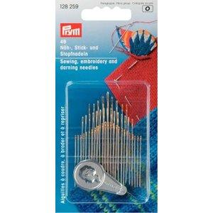 Uppsättning med nålar HT med trädare 49 st