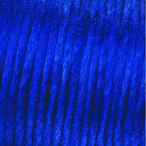 Vävtråd satin - blå