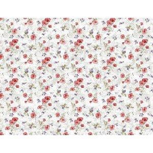 Vaxduk Blommor - Valfri färg