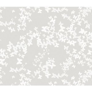 Vaxduk Fjärilar - Naturvit