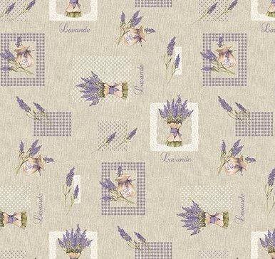 Vaxduk Lavendel