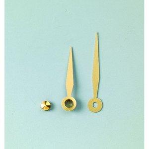Visare 38 / 48 mm - guld 1 set / 3 delar