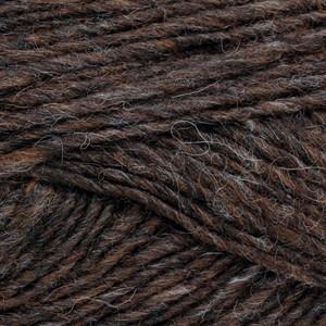 Ístex Álafoss Lopi Garn Mix 0867 Choklad brun