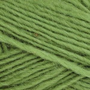 Ístex Álafoss Lopi Garn Unicolor 9983 Ljus grön