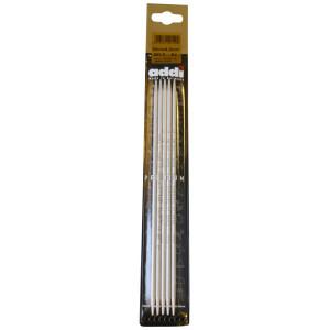 Addi Strumpstickor Aluminium 20 cm 4