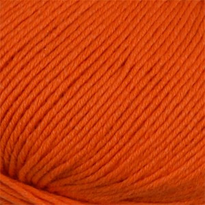 BC Garn Selba Unicolor sb09 Orange