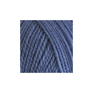 BC Garn Semilla Fino Unicolor ox110 Ljus Jeansblå