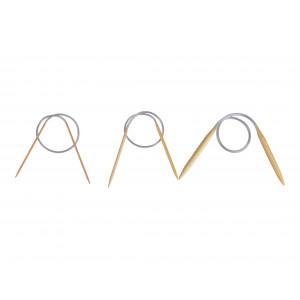 Bambu Rundstickset 40cm 2-10mm - 15 storlekar