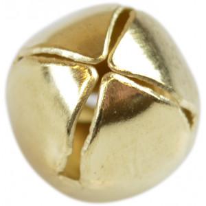 Bjällra / Skallerklocka 10 mm Guld - 1 st.