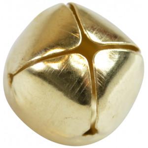 Bjällra / Skallerklocka 15 mm Guld - 1 st.