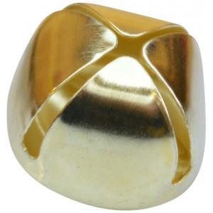 Bjällra / Skallerklocka 20 mm Guld - 1 st.