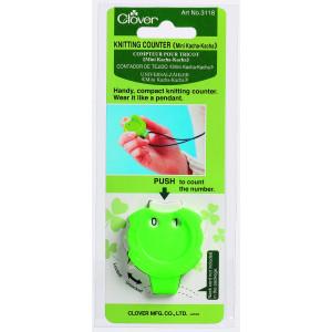 Clover Varvräknare Grön 4