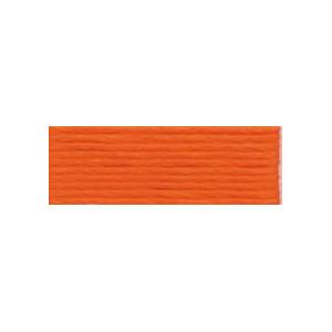 DMC Mouliné Spécial 25 Broderigarn 740 Orange