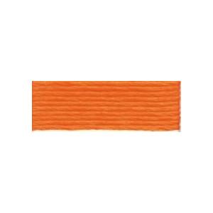 DMC Mouliné Spécial 25 Broderigarn 970 Orange