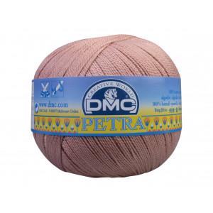DMC Petra nr. 5 Virkgarn Unicolor 5224 Gammelrosa