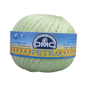 DMC Petra nr. 8 Virkgarn Unicolor 5772 Pistage