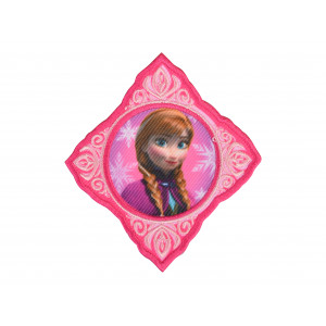 Disney Frost Strykmärke Anna 8x7
