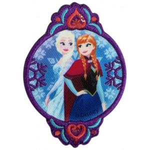 Disney Frost Strykmärke Elsa och Anna 8