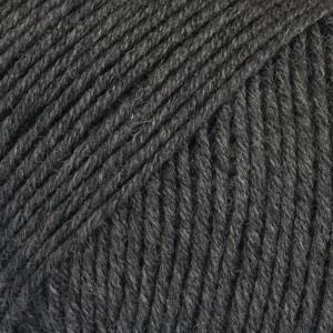 Drops Baby Merino Garn Mix 20 Mörk grå