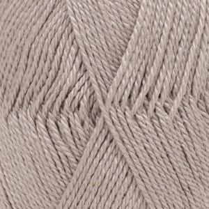 Drops BabyAlpaca Silk Garn Unicolor 1760 Ljus Grålila