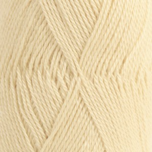 Drops BabyAlpaca Silk Garn Unicolor 2110 Pudergul