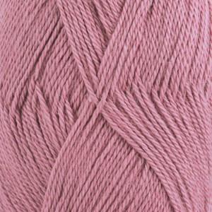 Drops BabyAlpaca Silk Garn Unicolor 3250 Ljus Gammalrosa