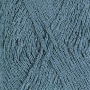 Drops Belle Garn Unicolor 13 Mörk Jeansblå