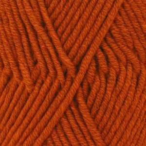 Drops Big Merino Garn Mix 15 Orange