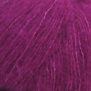 Drops Brushed Alpaca Silk Garn Unicolor 09 Lila