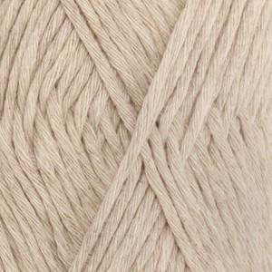 Drops Cotton Light Garn Unicolor 21 Ljus beige