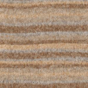 Drops Fabel Garn Long Print 651 Sandy Dust