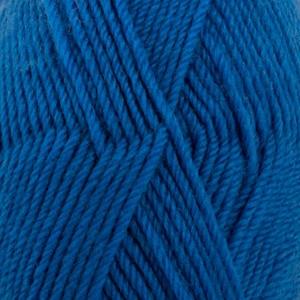 Drops Karisma Garn Unicolor 07 Kornblå
