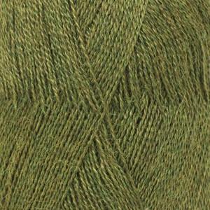 Drops Lace Garn Mix 7238 Oliv 50g