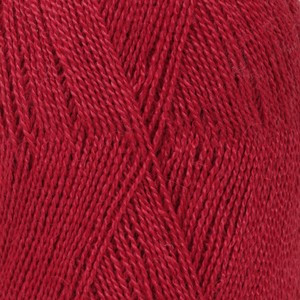 Drops Lace Garn Unicolor 3620 Röd 50g