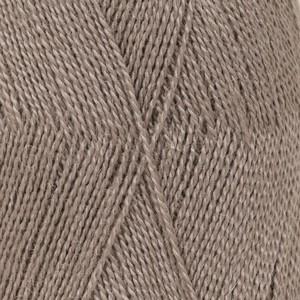 Drops Lace Garn Unicolor 5310 Ljus brun 50g